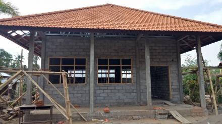 Pembangunan Ruang Kelas Baru SD N Banyuseri  Yang Sumber Dananya Dari Dana Alokasi Khusus ( DAK ) Ta